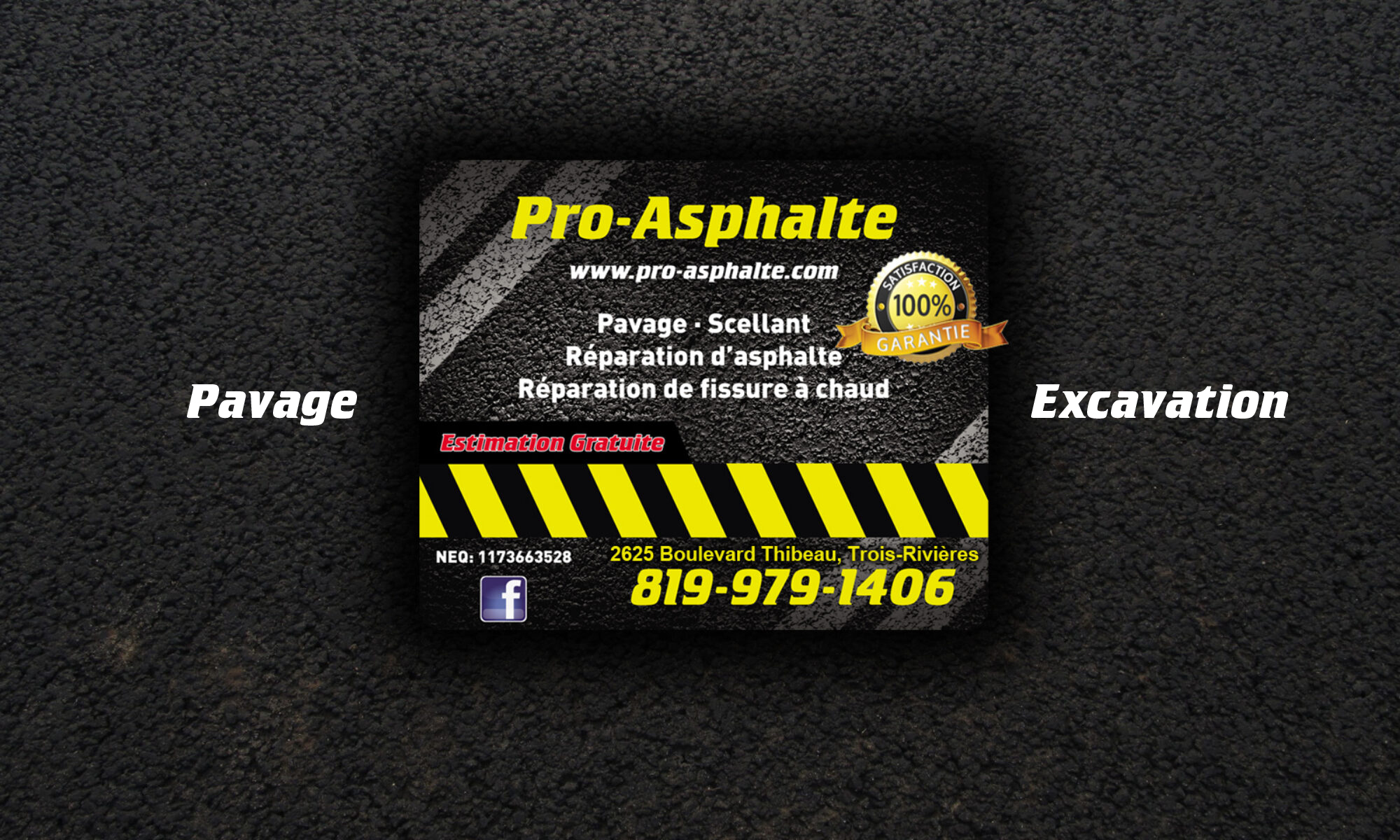 Pro-asphalte